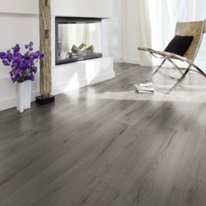 8 mm Cent Oak Grey w/pad 20.07 ft.