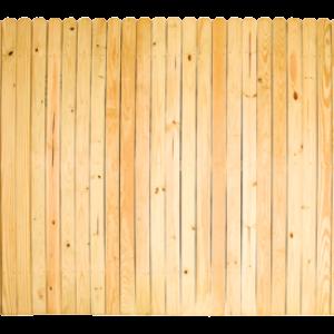 6 ft. x 8 ft. B-grade Fence Panel