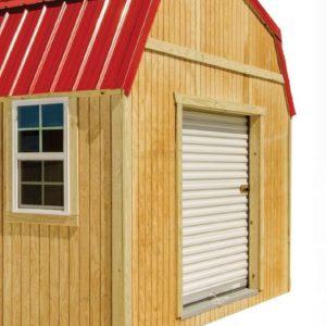 6 ft. x 7 ft. Roll Up Garage Door