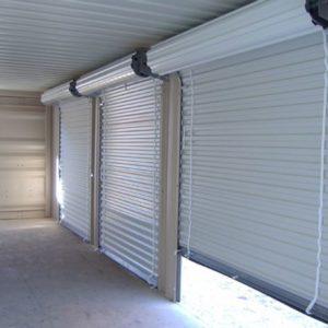 8 ft. x 7 ft. Roll Up Garage Door