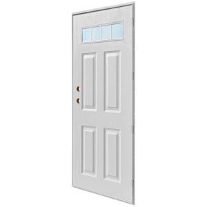 """4 Lite MH Door 34"""" x 76"""" RH"""