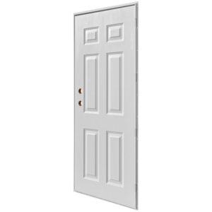 """6 Panel MH Door 34"""" x 76"""" RH O/S"""