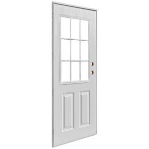 """9 Lite MH Door 34"""" x 76"""" LH"""