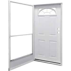 """Fanlite Combo MH Door 34"""" x 76"""" LH"""