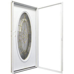 "Oval Combo MH Door 34"" x 76"" RH"