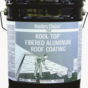 5 Gallon Roof Coating Aluminum