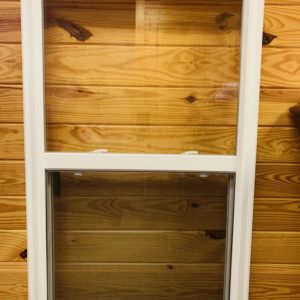 36 in. x 38 in. Single Hung Replacement Window 1/1