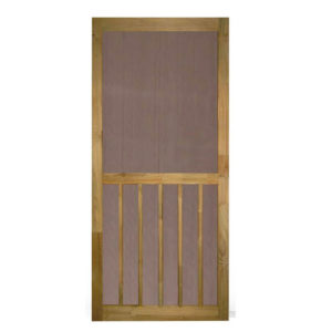 2/8 Treated Screen Door
