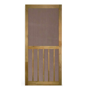 3/0 Treated Screen Door