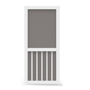 3/0 Vinyl 5 Bar Screen Door