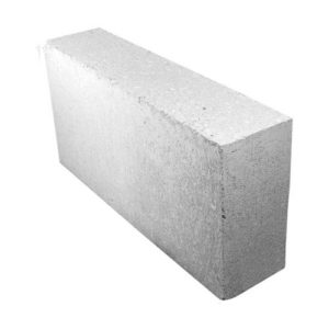 4 in. x 16 in. Solid Concrete Block