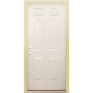 6 Panel Exterior Door Unit 2/8 RH