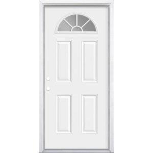 Fanlite Exterior Door Unit 2/8 RH