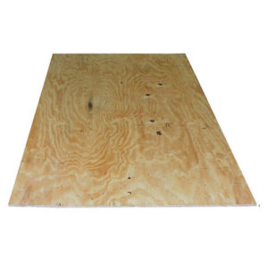 Reject Plywood