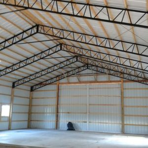 50 ft. Standard Steel Truss 10 ft. OC