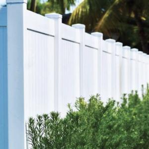 Vinyl Fence Post