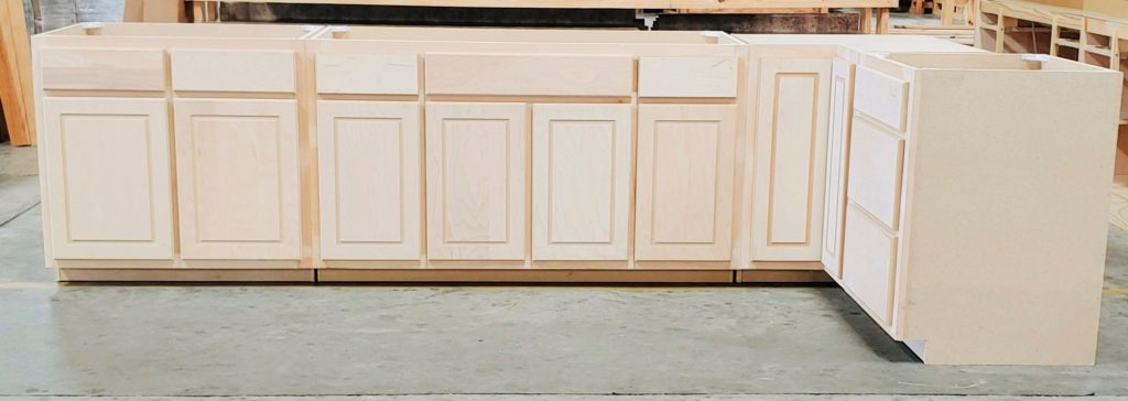 Unfinished Kitchen Cabinets Builders Discount Center